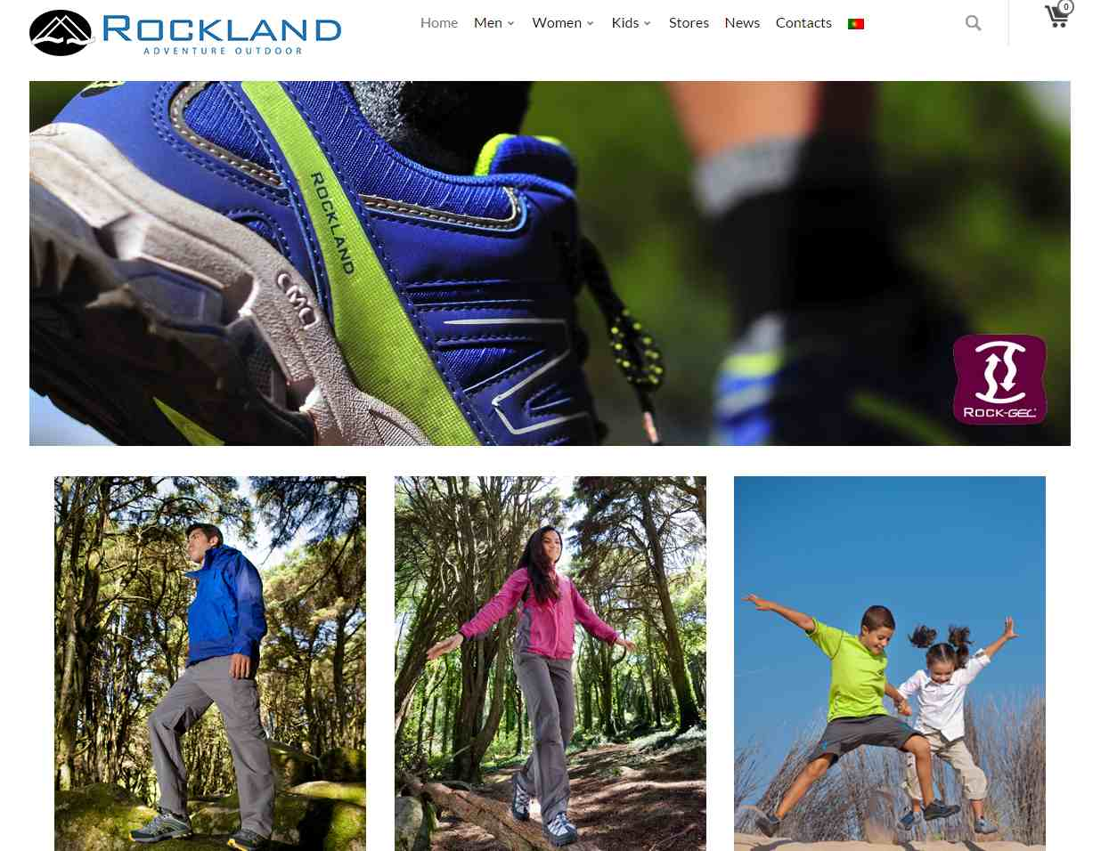 Website Rockland