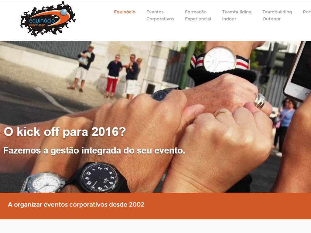 Website equinocio